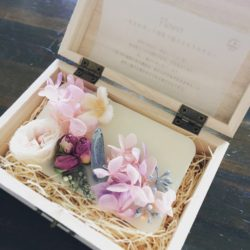 "Aroma wax bar ""Flower"""